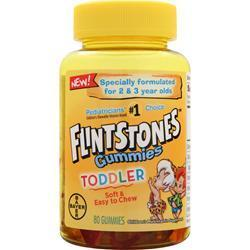Buy Bayer Healthcare, Flintstones Gummies Toddler, 80 gummy at Herbal Bless Supplement Store