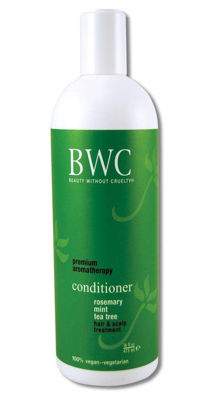Buy Beauty Without Cruelty, Aromatherapy Conditioner Rosemary Mint Tea Tree, 16 oz at Herbal Bless Supplement Store
