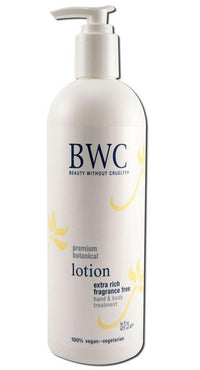 Buy Beauty Without Cruelty, Hand & Body Lotion Fragrance Free, 16 oz at Herbal Bless Supplement Store