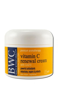 Buy Beauty Without Cruelty, Organic Renewal Cream with Vitamin C & CoQ-10, 2 oz at Herbal Bless Supplement Store