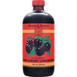 Buy Bernard Jensen's Black Cherry Concentrate, 16 oz at Herbal Bless Supplement Store