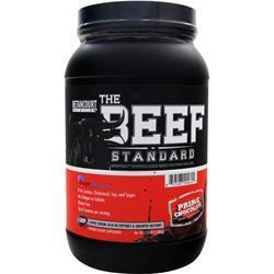 Buy Betancourt Nutrition, The Beef Standard, Prime Vanilla 2 lbs at Herbal Bless Supplement Store
