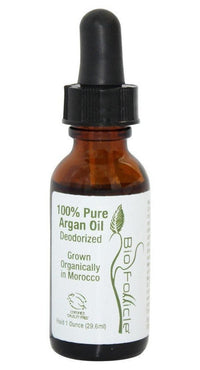 Buy Bio Follicle, 100% Pure Organic Argan Oil Deodorized, 1 oz at Herbal Bless Supplement Store