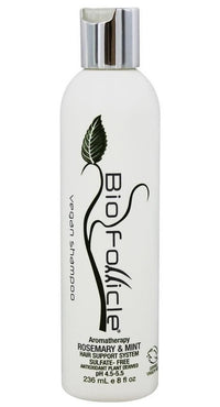 Buy Bio Follicle, Vegan Shampoo Rosemary & Mint, 8 oz at Herbal Bless Supplement Store