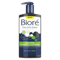 Buy Biore, Deep Charcoal Cleanser - 6.7 oz at Herbal Bless Supplement Store