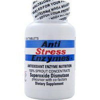 Buy Biotec Foods, Anti Stress Enzymes, 200 tabs at Herbal Bless Supplement Store
