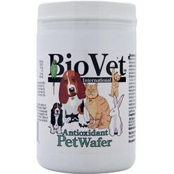 Buy Biotec Foods, BioVet International - Pet Antioxidant Wafers, 180 wafrs at Herbal Bless Supplement Store