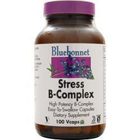 Buy Bluebonnet Stress B-Complex at Herbal Bless Supplement Store