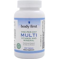 Buy Body First One-Per-Day Multi-Vitamin and Mineral at Herbal Bless Supplement Store