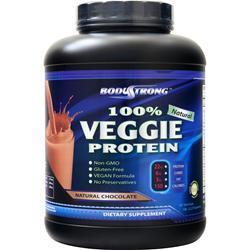 Buy BodyStrong 100% Veggie Protein Natural at Herbal Bless Supplement Store