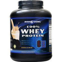 Buy BodyStrong 100% Whey Protein at Herbal Bless Supplement Store