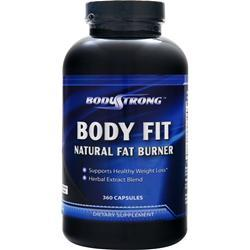Buy BodyStrong Body Fit - Natural Fat Burner at Herbal Bless Supplement Store