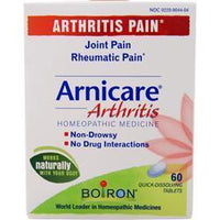 Buy Boiron, Arthritis Pain - Arnicare Arthritis, 60 tabs at Herbal Bless Supplement Store