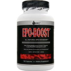 Buy BRL, EPO-Boost, 120 caps at Herbal Bless Supplement Store