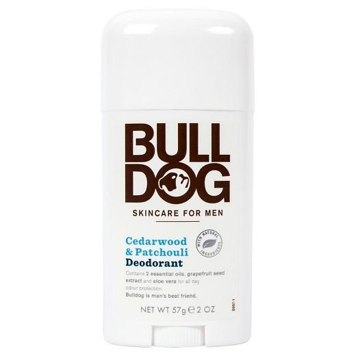 Buy Bulldog, Cedarwood & Patchouli Antiperspirant And Deodorant - 2oz at Herbal Bless Supplement Store