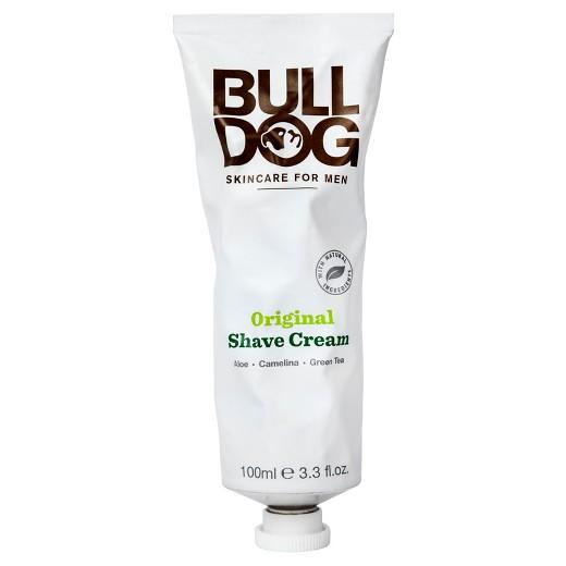 Buy Bulldog, Original Shave Cream - 3.3 oz at Herbal Bless Supplement Store