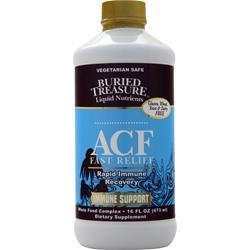 Buy Buried Treasure, ACF - Fast Relief Immune Support, 16 fl.oz at Herbal Bless Supplement Store
