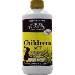 Buy Buried Treasure, Children's ACF - Immune Support, 16 fl.oz at Herbal Bless Supplement Store