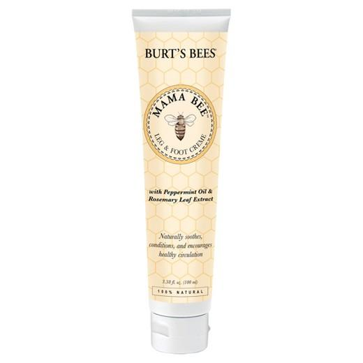 Buy Burt's Bees, Mama Bee Leg and Foot Crème - 3.38oz at Herbal Bless Supplement Store