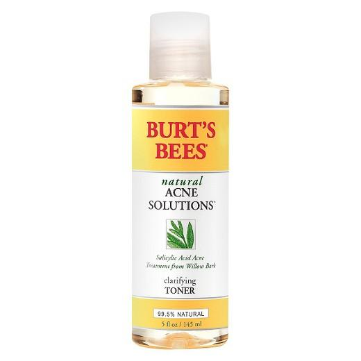 Buy Burt's Bees, Natural Acne Solutions Clarifying Toner - 5 oz at Herbal Bless Supplement Store