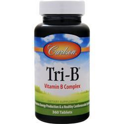Buy Carlson, Tri-B B-6 Folate B-12 at Herbal Bless Supplement Store
