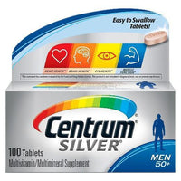 Buy Centrum, 50+Men's Multivitamin Tablets - 100ct at Herbal Bless Supplement Store