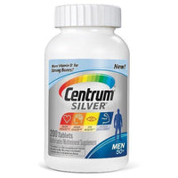 Buy Centrum®, Men 50+ Multivitamin/Multimineral Supplement Tablets - 200ct at Herbal Bless Supplement Store