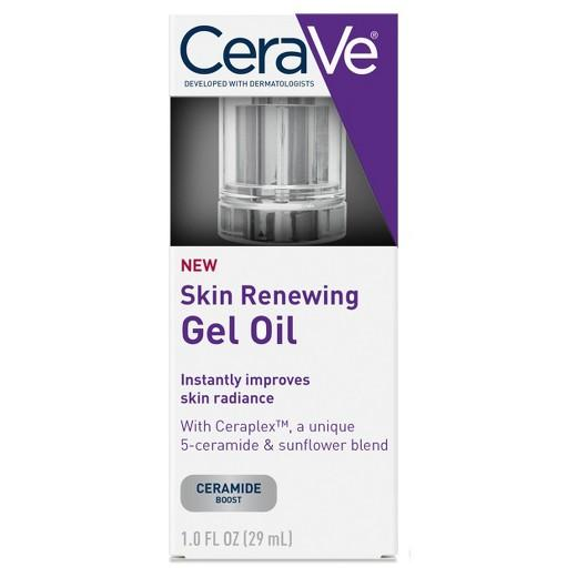 Buy CeraVe, Skin Renewing Ceramide Boost Oil 1 oz at Herbal Bless Supplement Store