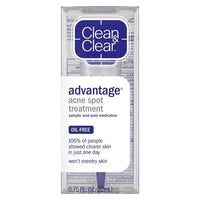 Buy Clean & Clear®, Advantage Acne Spot Treatment Acne Medication - .75oz at Herbal Bless Supplement Store
