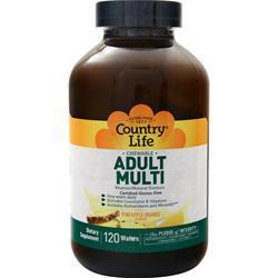 Buy Country Life, Chewable Adult Multi at Herbal Bless Supplement Store