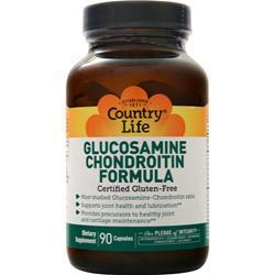 Buy Country Life, Glucosamine Chondroitin at Herbal Bless Supplement Store