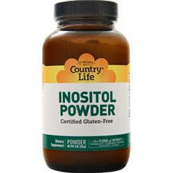 Buy Country Life, Inositol Powder, 8 oz at Herbal Bless Supplement Store