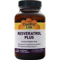 Buy Country Life, Resveratrol Plus at Herbal Bless Supplement Store