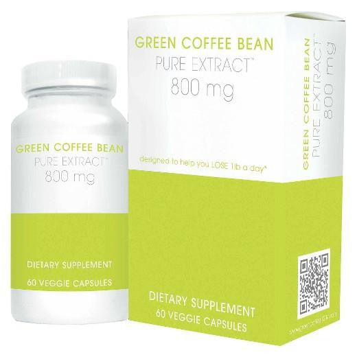 Buy Creative Bioscience, Green Coffee Bean Dietary Supplement Capsules - 60 Count at Herbal Bless Supplement Store