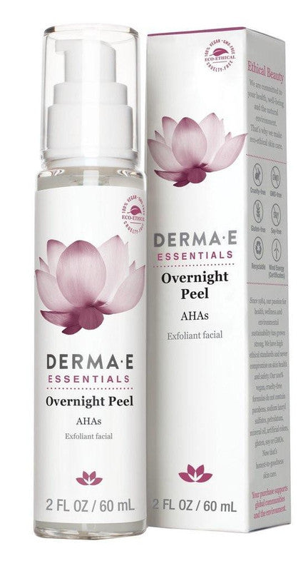 Buy Derma E, Overnight Peel, 2 oz at Herbal Bless Supplement Store