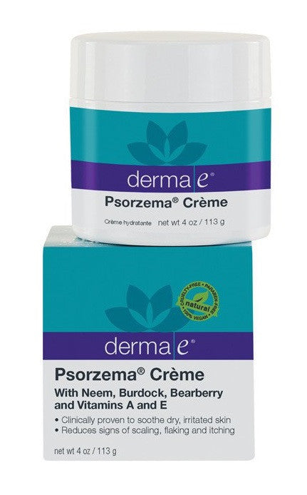 Buy Derma E, Psorzema Cream, 4 oz at Herbal Bless Supplement Store