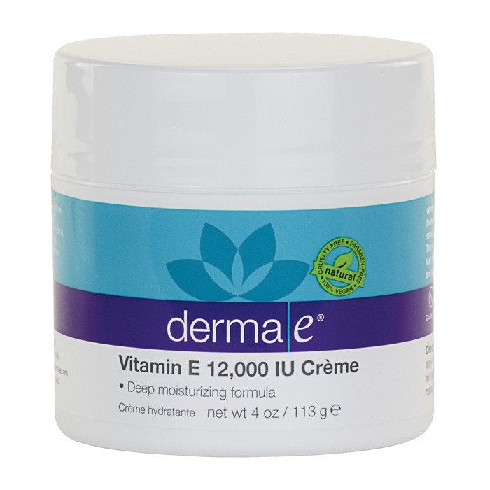 Buy Derma E, Vitamin E 12,000 I.U. Creme, 4 oz at Herbal Bless Supplement Store