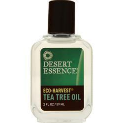 Buy Desert Essence, Tea Tree Oil - EcoHarvest, 2 fl.oz at Herbal Bless Supplement Store
