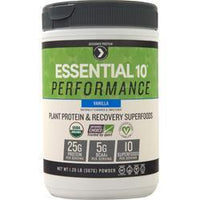 Buy Designer Protein, Essential 10 Performance - Plant Protein & Recovery Superfoods at Herbal Bless Supplement Store
