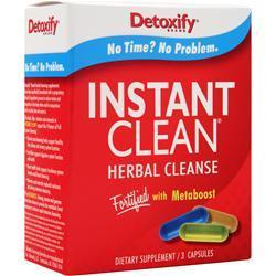 Buy Detoxify, Instant Clean - Herbal Cleanse, 3 caps at Herbal Bless Supplement Store