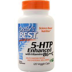 Buy Doctor's Best, 5-HTP Enhanced with Vitamins B6 &C at Herbal Bless Supplement Store