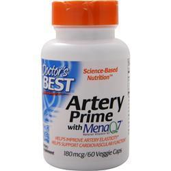 Buy Doctor's Best, Artery Prime with MenaQ7, 60 vCaps at Herbal Bless Supplement Store