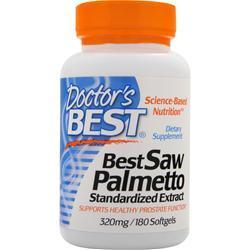 Buy Doctor's Best, Best Saw Palmetto Extract (320mg) at Herbal Bless Supplement Store
