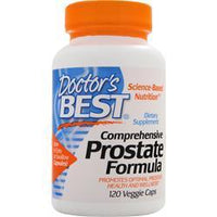 Buy Doctor's Best, Comprehensive Prostate Formula, 120 vcaps at Herbal Bless Supplement Store