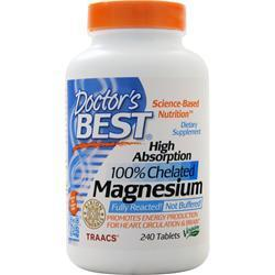 Buy Doctor's Best, High Absorption Magnesium at Herbal Bless Supplement Store