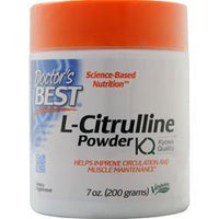 Buy Doctor's Best, L-Citrulline Powder KQ, 200 grams at Herbal Bless Supplement Store