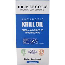 Buy Dr. Mercola, Antarctic Krill Oil at Herbal Bless Supplement Store