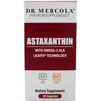 Buy Dr. Mercola, Astaxanthin with Omega-3 ALA, 30 caps at Herbal Bless Supplement Store