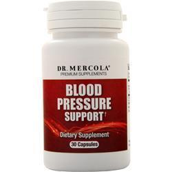 Buy Dr. Mercola, Blood Pressure Support, 30 caps at Herbal Bless Supplement Store
