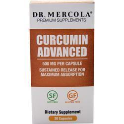 Buy Dr. Mercola, Curcumin Advanced, 30 caps at Herbal Bless Supplement Store